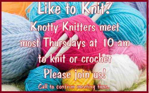 knotty knitters boarder