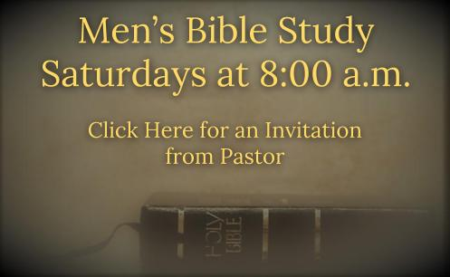 PK on Mens Bible Study